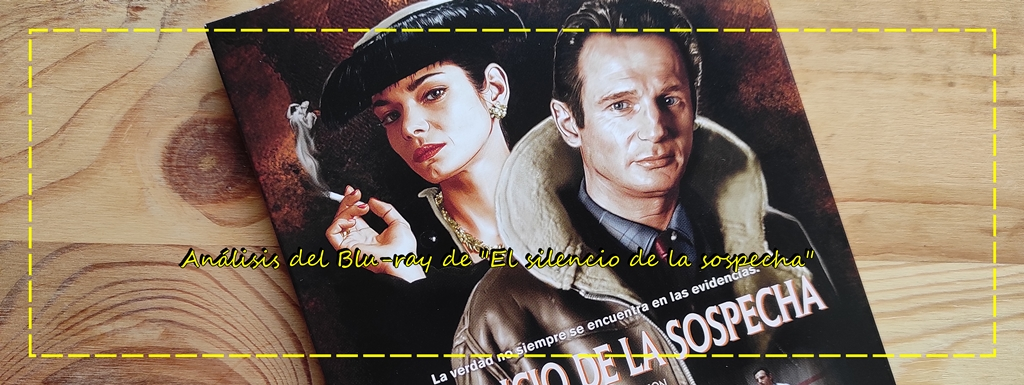 """Análisis del Blu-ray de """"El silencio de la sospecha"""" (ReelOne)"""