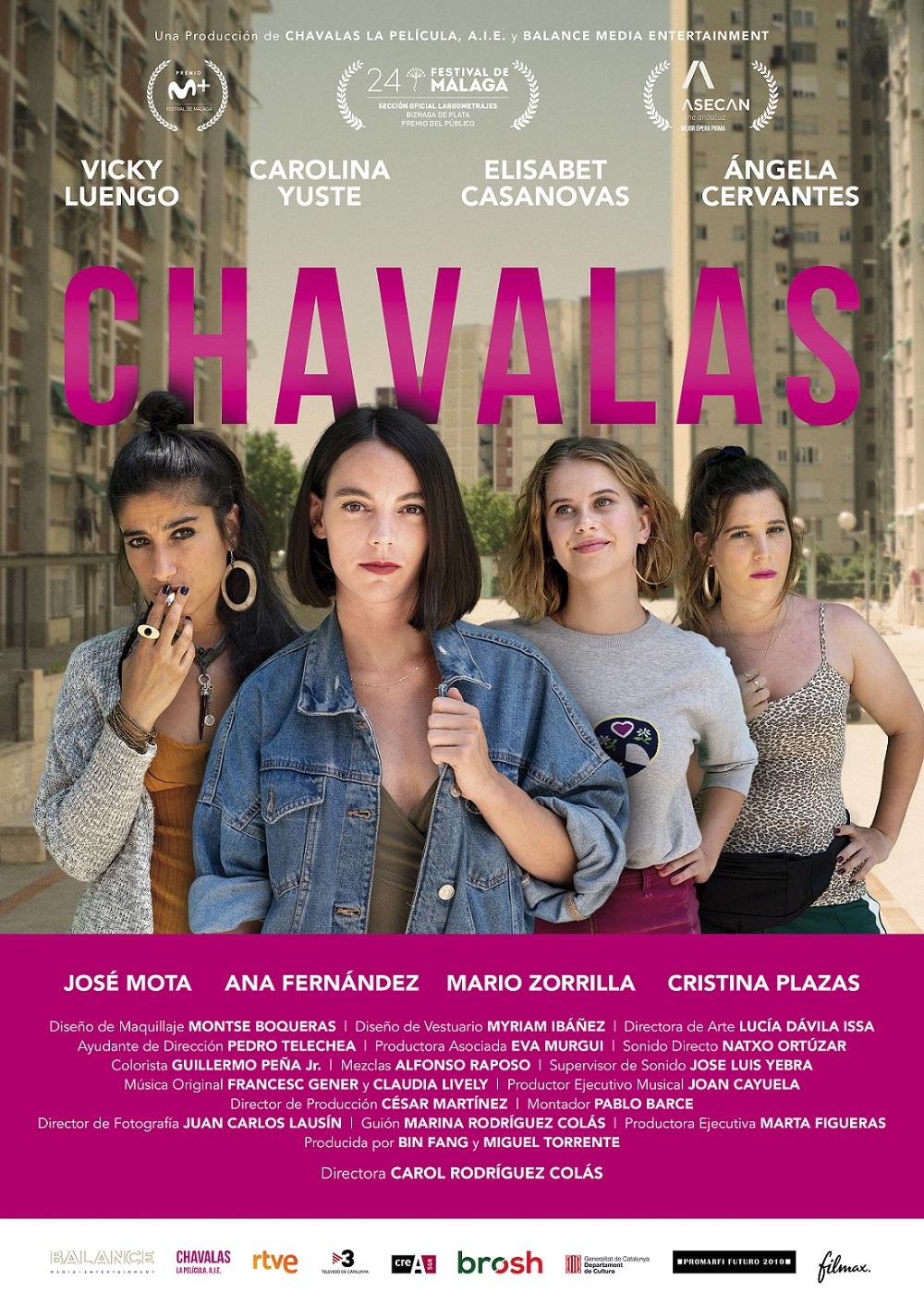 """""""Chavalas"""" de Carol RodríguezColás"""