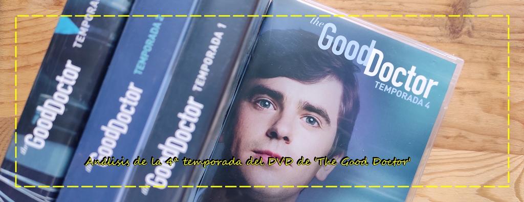Análisis del DVD de la 4ª temporada de 'The Good Doctor' (Sony PicturesVídeo)