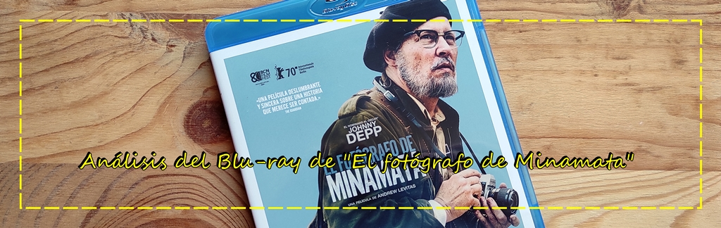 """Análisis del Blu-ray de """"El fotógrafo de Minamata"""" (A ContracorrienteFilms)"""